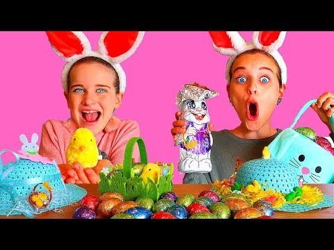 FAMILY EASTER KID VS KID Challenge By The Norris Nuts