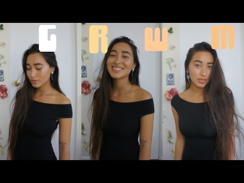 CHATTY GET READY WITH ME | GETTING DEEP