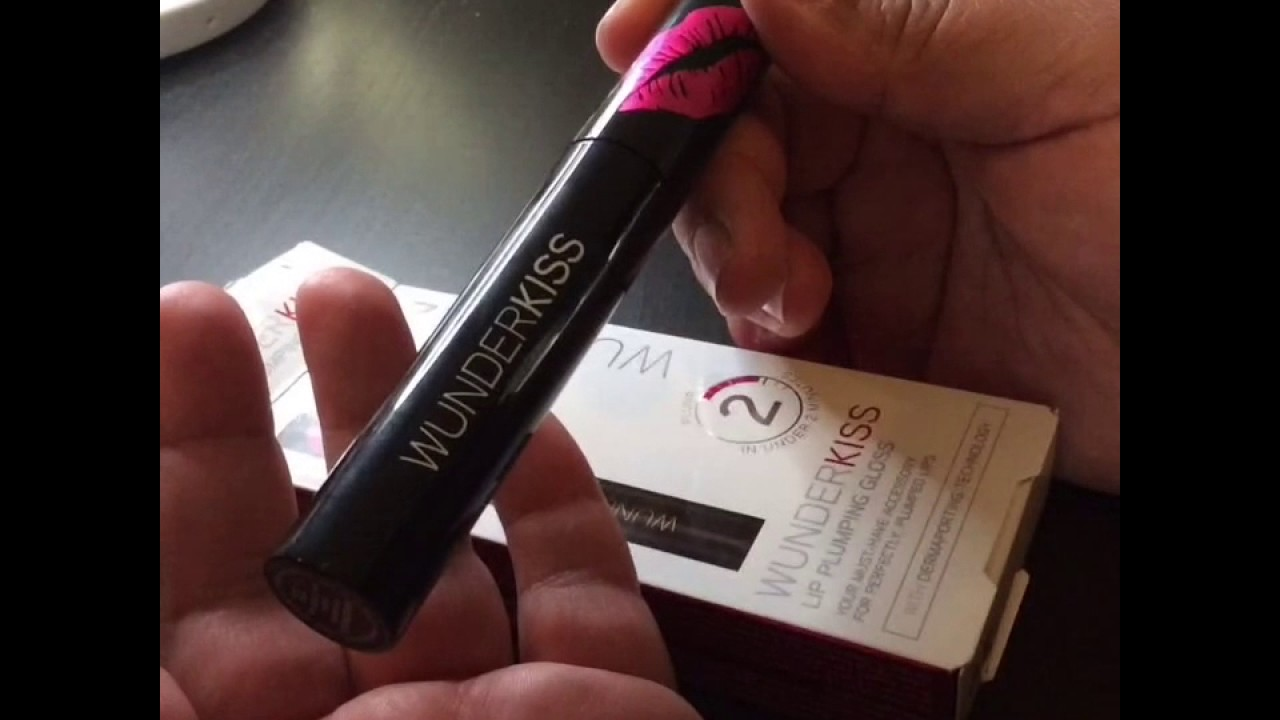 Wunderkiss Lip Plumping Gloss by wunder2 #6