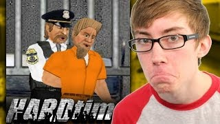 HARD TIME (PRISON SIM) - iPhone Gameplay Video