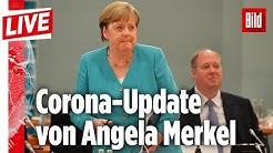 🔴 Corona-Gipfel im Kanzleramt: Nur noch Empfehlungen, keine Verbote mehr! | BILD Live vom 17.06.2020