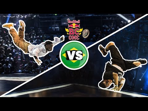 Junior vs Mounir - Semi-Final - Red Bull BC One Rio de Janei