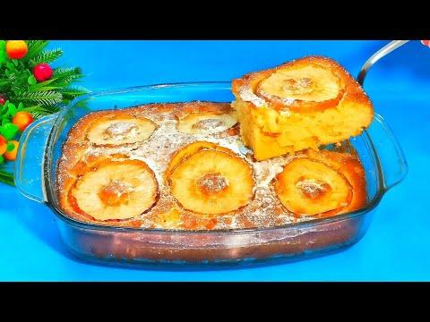 Яблочный ПИРОГ. Тает Во Рту! Несравненная ШАРЛОТКА | Самый вкусный рецепт
