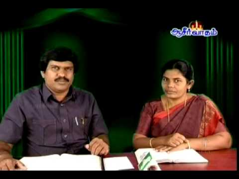 Tamil Christian Message : Ways to be Wise | Blessing Tv | Bro. Allen Paul