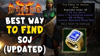 Best Way to Fİnd the SOJ Updated for D2R / Diablo 2 Resurrected