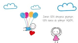 14 Şubat Sevgililer Günü Animasyonu - Sevgiliye En Özel Hediye