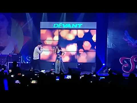 Maris Racal & Inigo Pascual - Tayo Na Di Tayo (#StellarGrandAlbumLaunch)