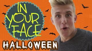 IN YOUR FACE with Jake Paul - Halloween Edition
