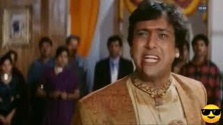 Emotional Scene Pardesi Babu 1998 | Govinda Movie | Amazing Fight+Emotions | Money is Not Everything Thumb
