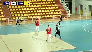 Coppa della Divisione ⚽ Sintesi -----2° Turno----- La Sportiva Traforo C5 vs Cataforio