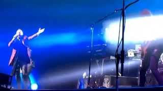 STAY VISIBLE - Simple Minds @ Zénith (Nantes) - 11/02/2015
