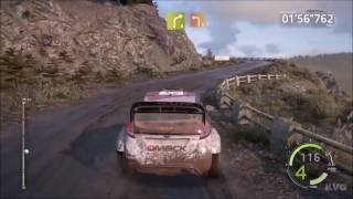 WRC 6 FIA World Rally Championship - Dayinsure Wales Rally GB | Gameplay (PC HD) [1080p60FPS]