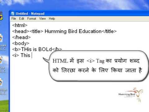 HTML full tutorial in Hindi/Urdu   CHAPTER 4 FONT FAMILY IN HTML
