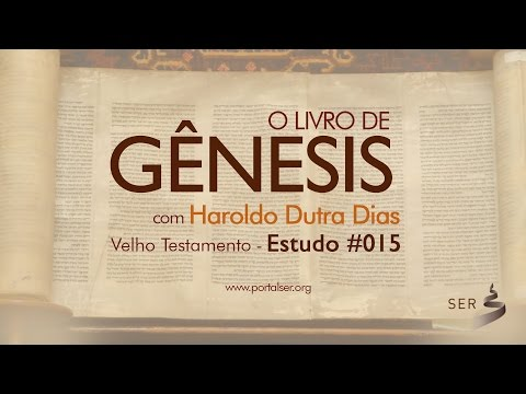 #015 - Velho Testamento: Livro Gênesis - YouTube