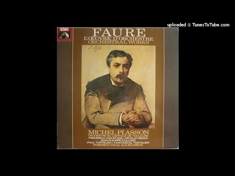 Gabriel Fauré : Shylock, Suite from the incidental music Op. 57 (1889)