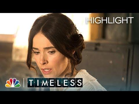 Timeless - Lucy's Devastating Decision (Episode Highlight)