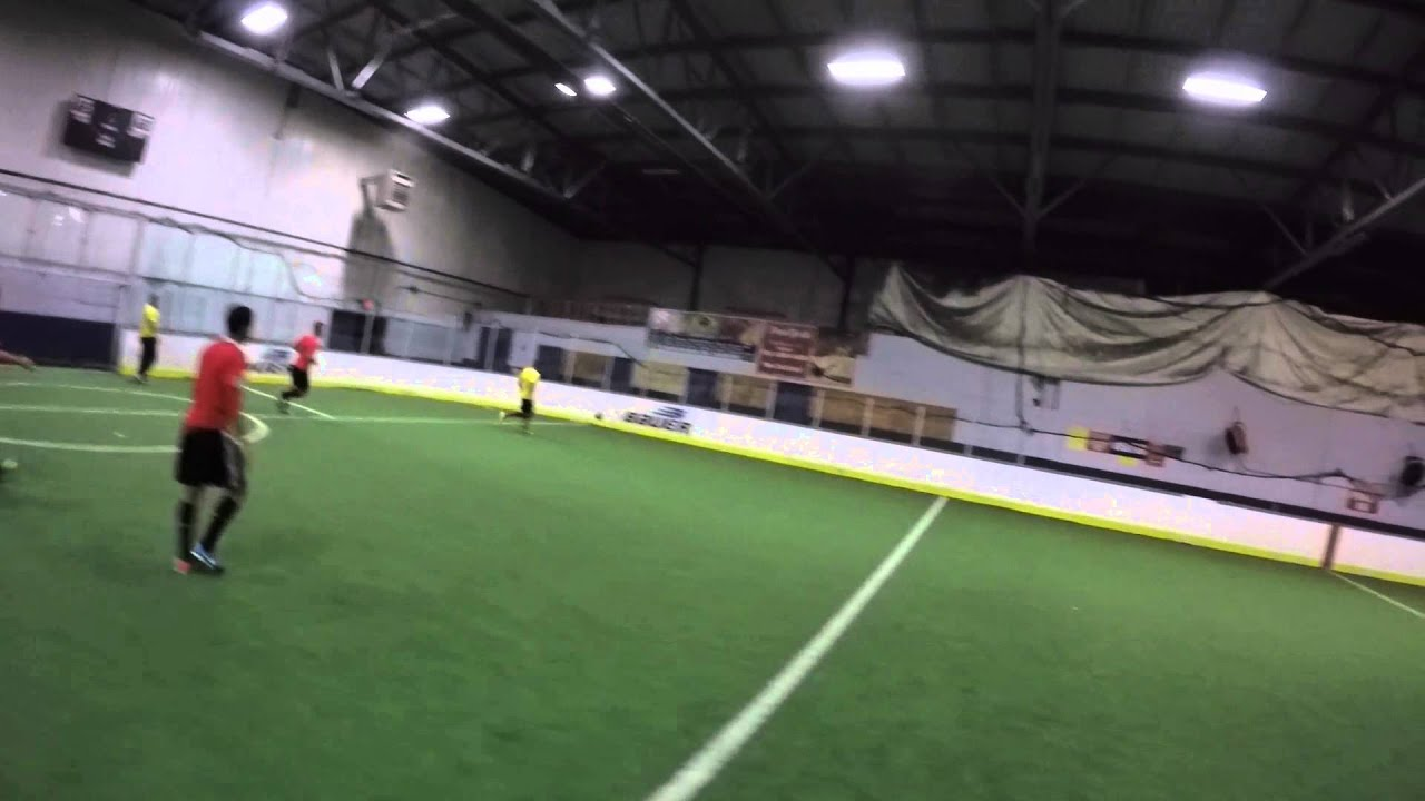pickup indoor soccer part 3 - youtube