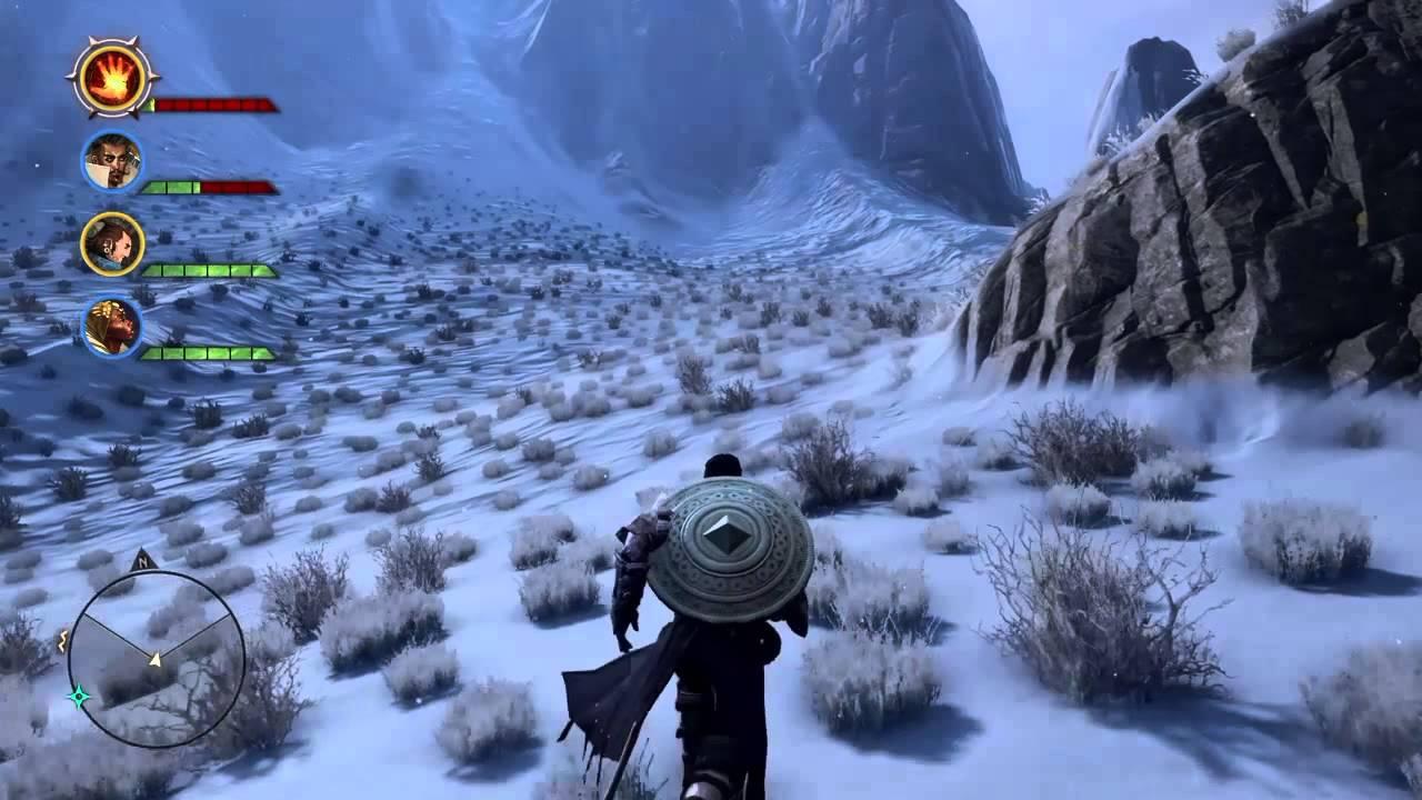 Populaire Glitch Map] Dragon Age Inquistion - Emprise du Lion - YouTube QT39