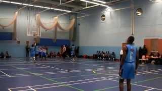 Highlights: Coventry University - University of Bedfordshire (Luton)