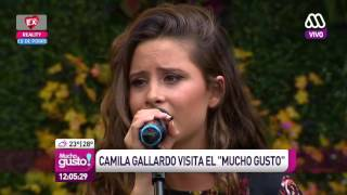 Camila Gallardo - Mucho Gusto