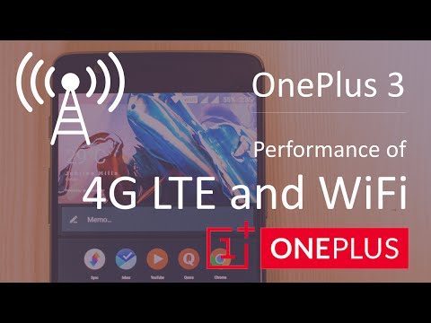 OnePlus 3 performance on 4G/LTE with Reliance Jio 4G Services