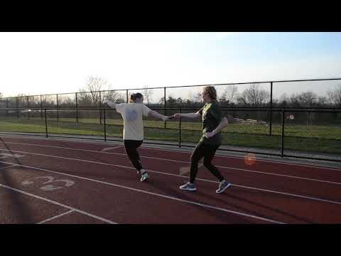 Baton Exchange Training Video