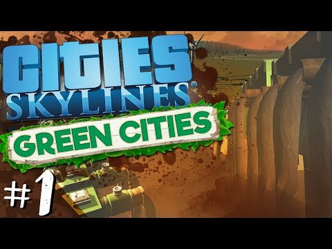 Cities: Skylines - Green Cities #1 - Water Treatment