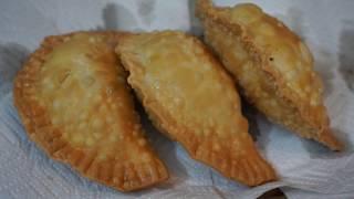 Chicken Empanadas (Pastelitos)