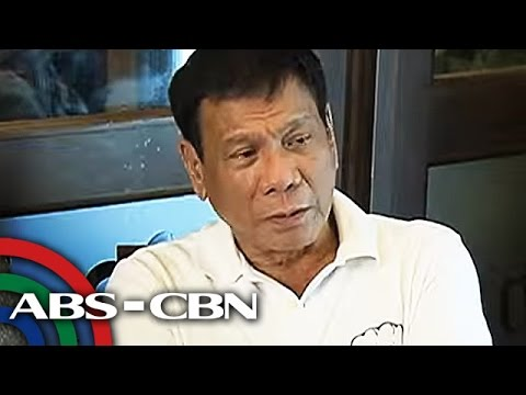 TV Patrol: Bakit hindi sisipot si Duterte sa proklamasyon niya?