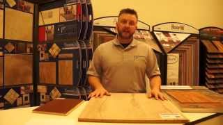 the differences between vinyl laminate and hardwood flooring