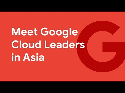 Inside Google Cloud: Meet Leaders in Asia