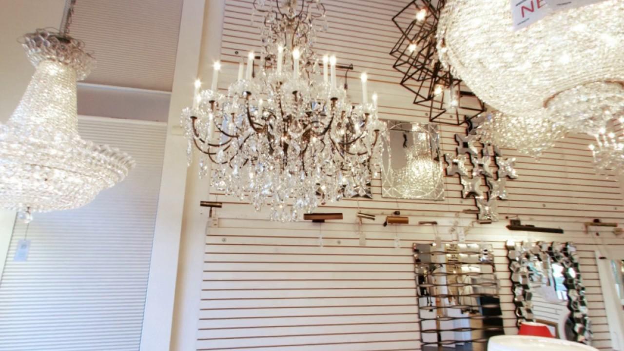 Lighting Unlimited Houston Tx Showroom