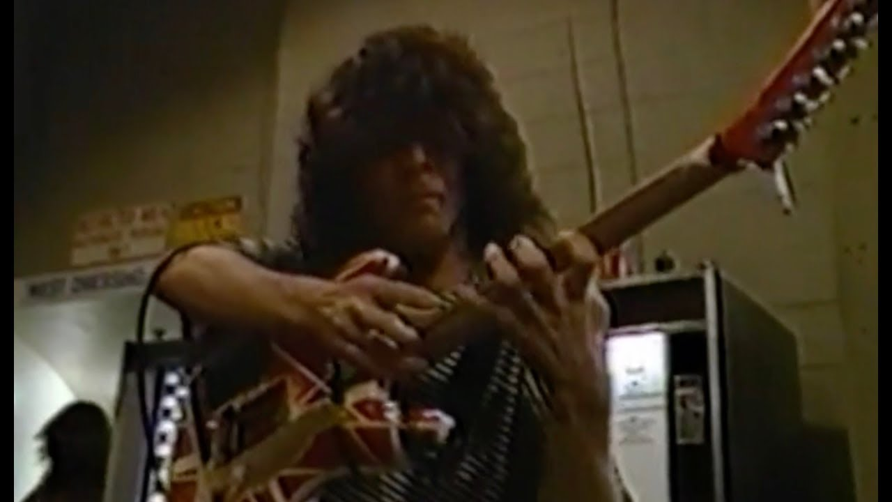 Watch Unearthed Tv Special From Van Halen S Ou812 Tour