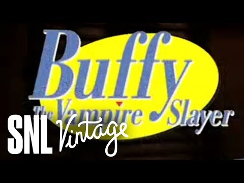 Buffy The Vampire Slayer Reboot - SNL