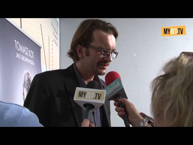 39 FFG: Tomasz Kot o filmie Bogowie - nagroda dziennikarzy