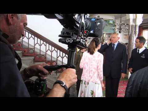 Doc Martin - Behind the scenes - Conversation with Martin Clunes