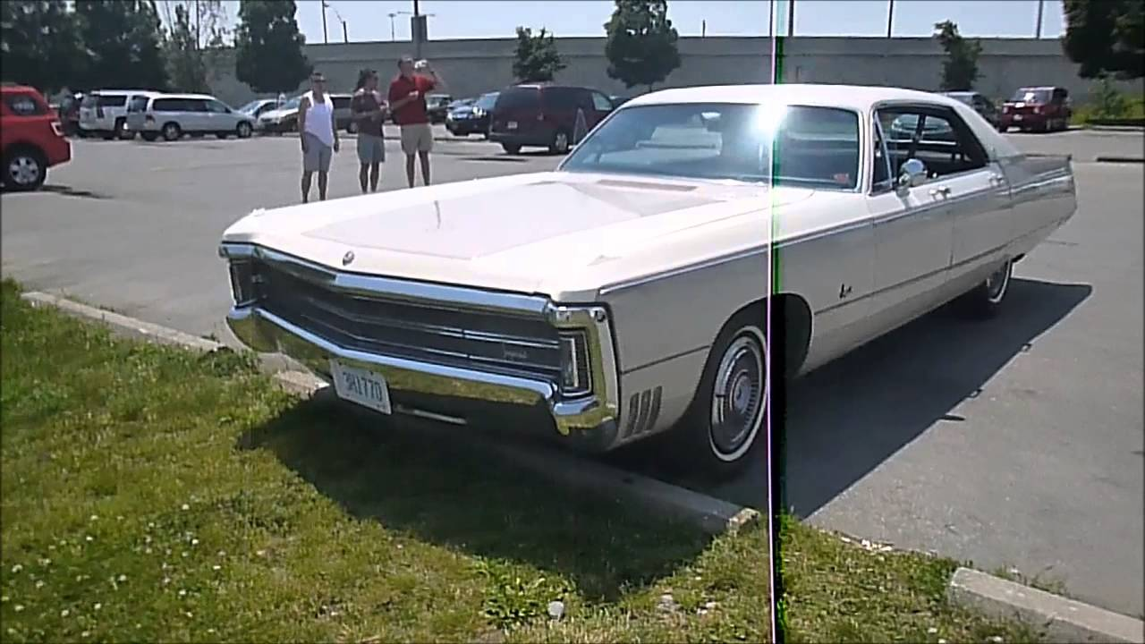 1969 Imperial Emily A Car Division From The Chrysler Corporation Youtube