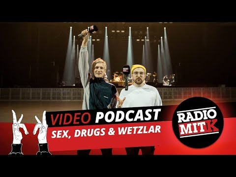 Kraftklub - Sex, Drugs & Wetzlar - Radio mit K - Episode 33