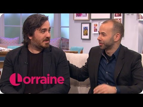Impractical Jokers James Murray and Brian Quinn | Lorraine