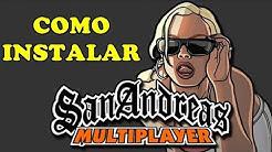 COMO BAIXAR E INSTALAR GTA SAMP! (2018)