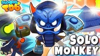 Solo Monkey | Ninja Monkey | #005 | Bloons TD6 PL
