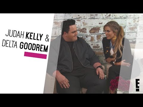 Delta Goodrem & Judah Kelly Interview | The Hype | E!