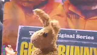 Greg The Bunny talks Star Wars and Puppet Theology (pt 2of2)