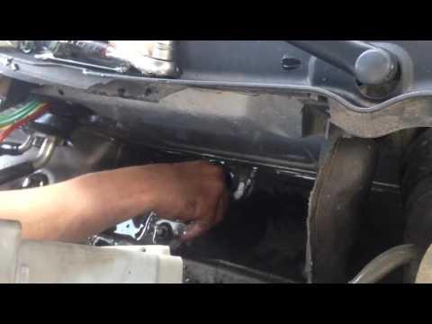 Дренаж Audi a6