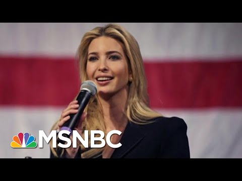Report: Ivanka Trump Used Private E-Mail For Government Business | The Last Word | MSNBC