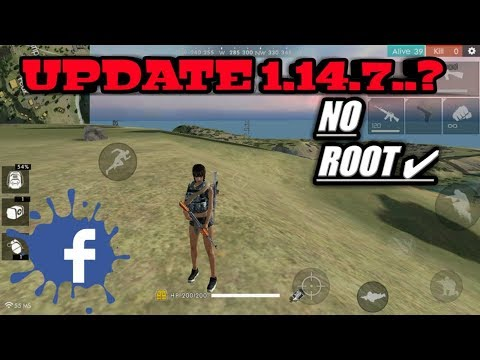 NEW UPDATE GAME MOD FREE FIRE 1.14.7 NO ROOT 100% WORK ✔
