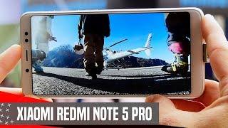 Xiaomi Redmi Note 5 Pro, primeras impresiones #MWC18