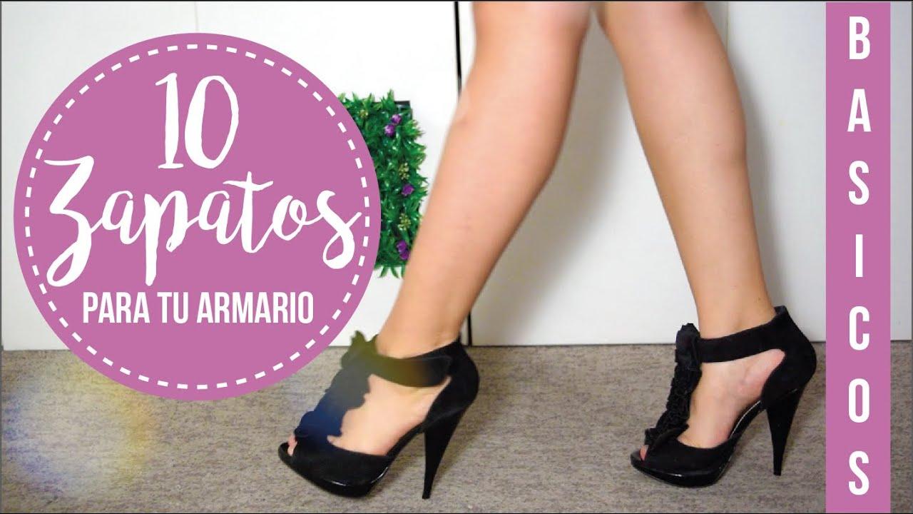 Zapatos Básicos De Toda MujerMine Chell Youtube 10 SUGMVLzpqj