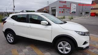 Nissan Qashqai 2020 полировка, антигравийная защита и кварцевая защита кожи в Курске