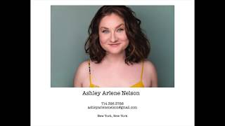 Dance Reel- Ashley Arlene Nelson